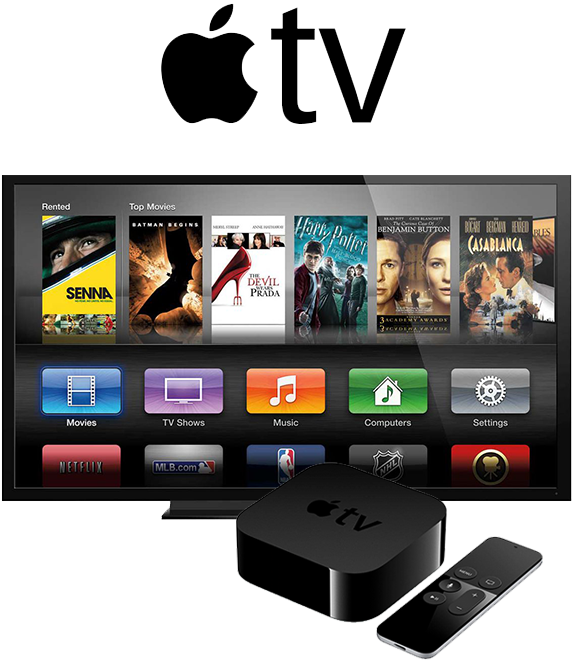 Apple TV platform